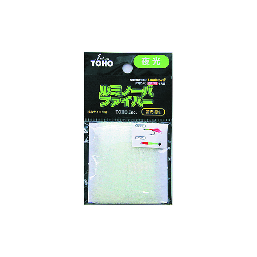 FISHING TOHO TINSEL LUMINOVA 3428 - 6m